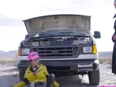 Stud Sean Lawless fucked a bigtits mechanic Nikki Benz