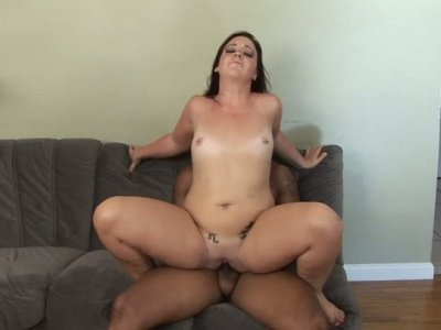 Kinky Cherish Ley prefers hot long tools for sucking