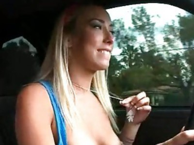Jessica Woods pounded good