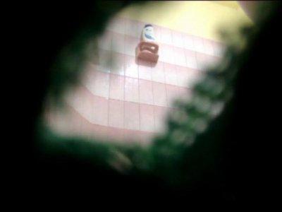 My showering Aunt on hidden camera