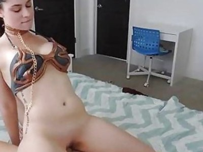 Gorgeous babe is fucking and sucking live at 1hottie with bf