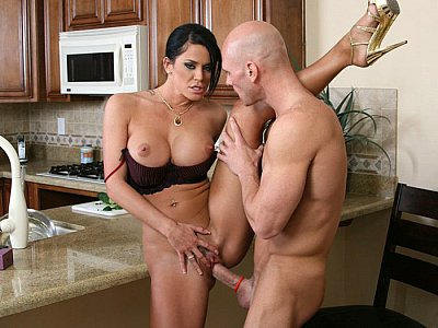 Savannah Stern & Johnny Sins