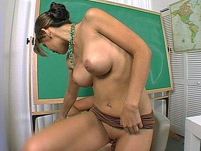 Close up penetration & cock riding