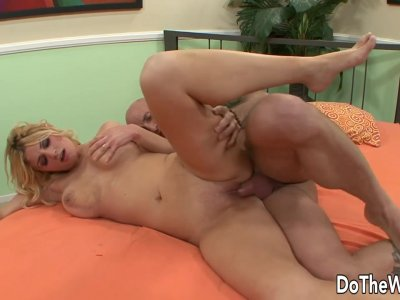 Busty Wife Brooklyn Bailey Cuckolds Her Black Hubby with a Fat White Cock